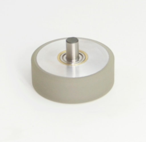 """ATHAN NEW PINCH ROLLER FOR AMPEX 440 1/"""" MACHINE WITH DUAL BEARINGS"""